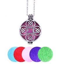 Load image into Gallery viewer, Necklaces Antique Aroma Diffuser Necklace [18 Variants]