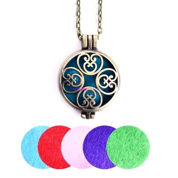Necklaces Antique Aroma Diffuser Necklace [18 Variants]