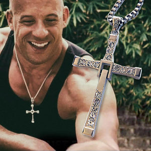 Necklaces - Dominic Toretto Cross Necklace [2 Variants]