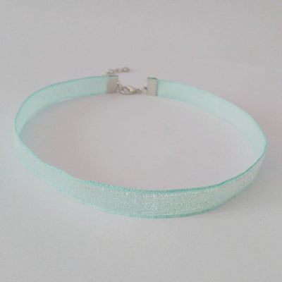 Simple Retro Lace Choker Necklaces [4 Variants] - Necklaces - Ring to Perfection