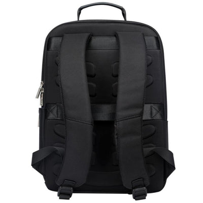 Contemporary Waterproof Leather Laptop Backpack - Ring to Perfection