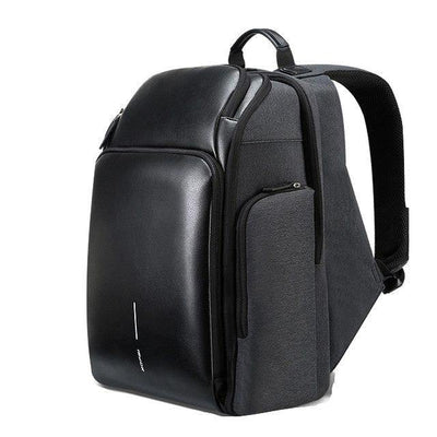 Compact Minimalist Professional Laptop Backpack - Ring to Perfection