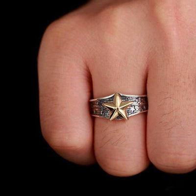 Lyr Altair Vega Silver Ring - Ring to Perfection