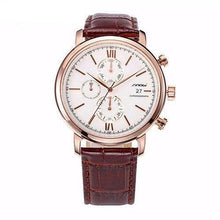 Load image into Gallery viewer, Watches Classic Leather Marine Watches