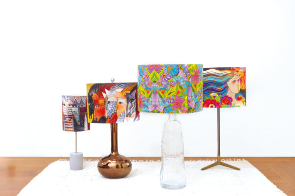 Exclusive Laurel Burch Lighting Collection by Narrative Decor