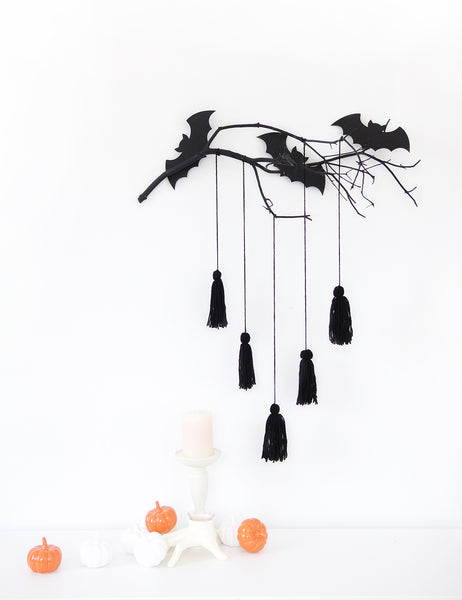 Modern Halloween Wall Decor Ideas from Narrative
