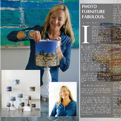 Narrative Decor Featured in Life Grid Magazine