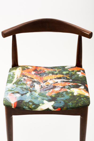 Custom Mid-Century Style Chair - Narrative Decor - 3