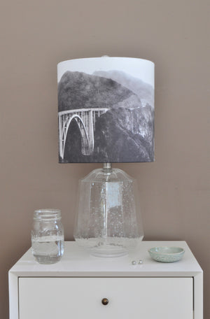 Foggy Coast Lamp - Narrative Decor