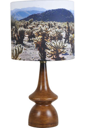 Joshua Tree Lamp