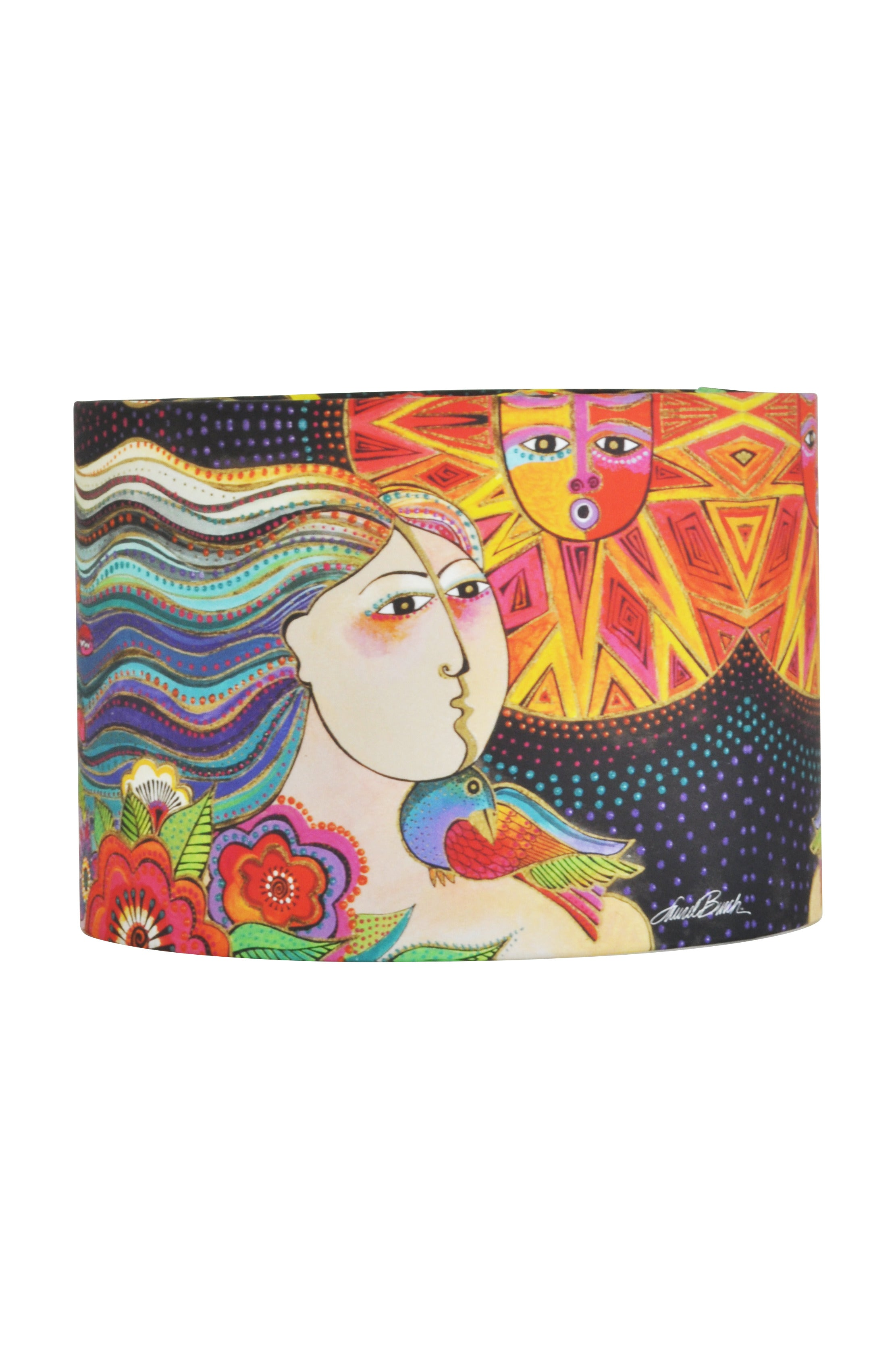 Laurel Burch Lampshades