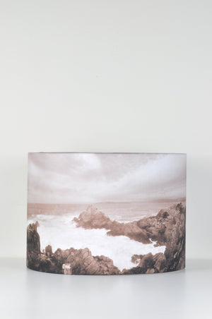 Monterey Waves Lampshade