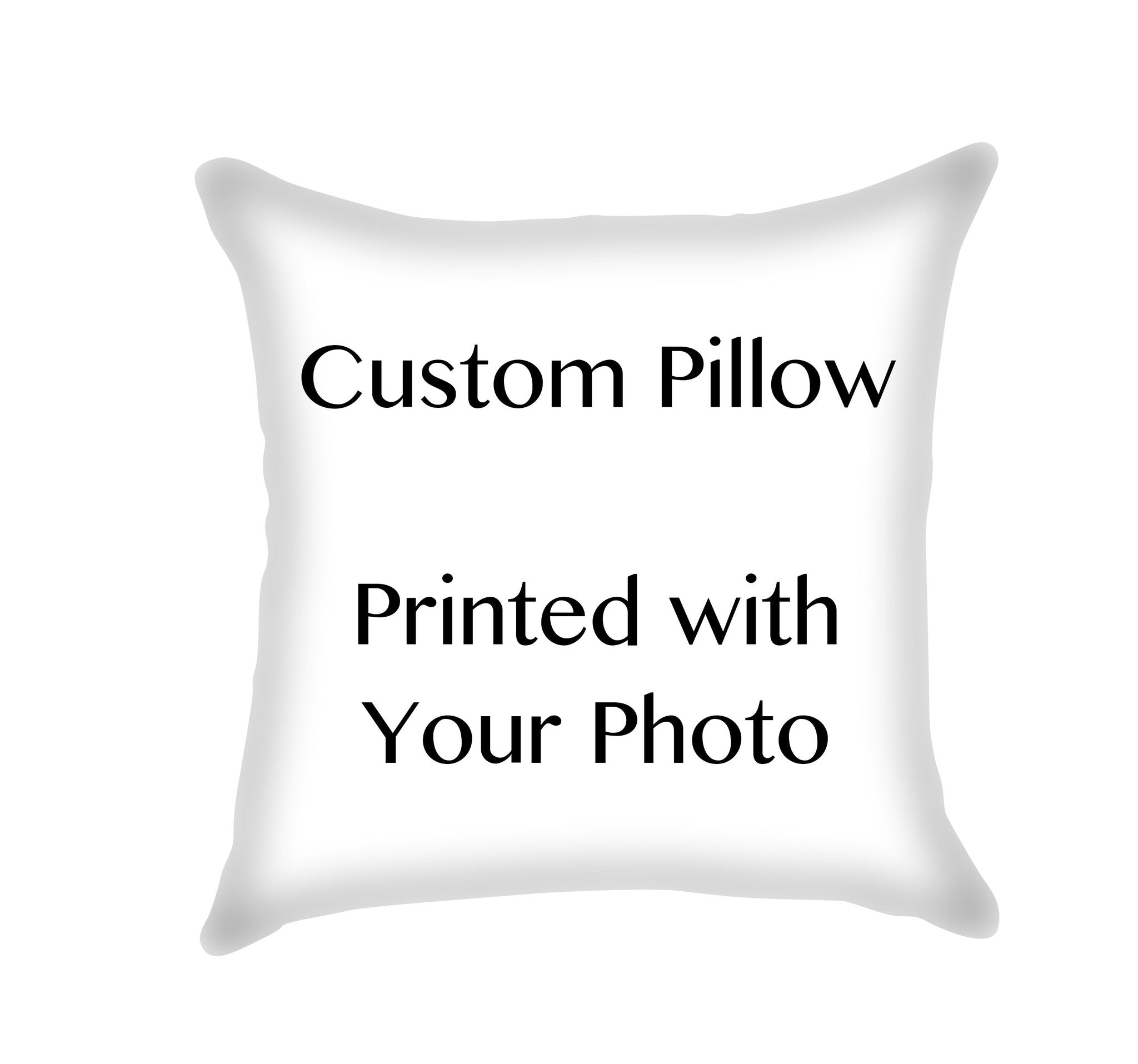 Custom Square Canvas Pillow