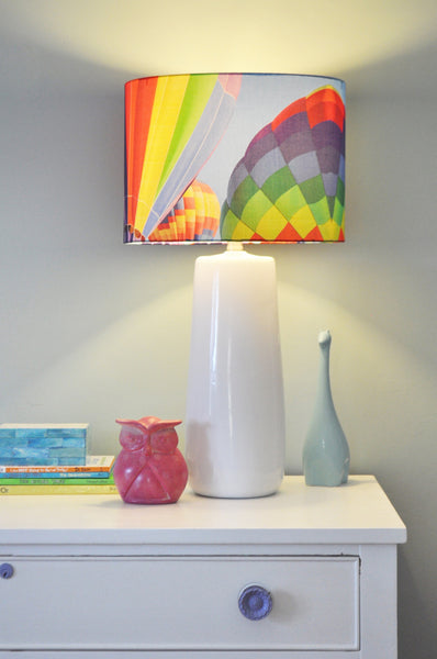 Rainbow Balloon Lamp - Large