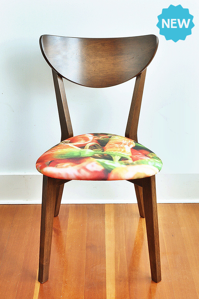 Hot Peppers Dining Chair