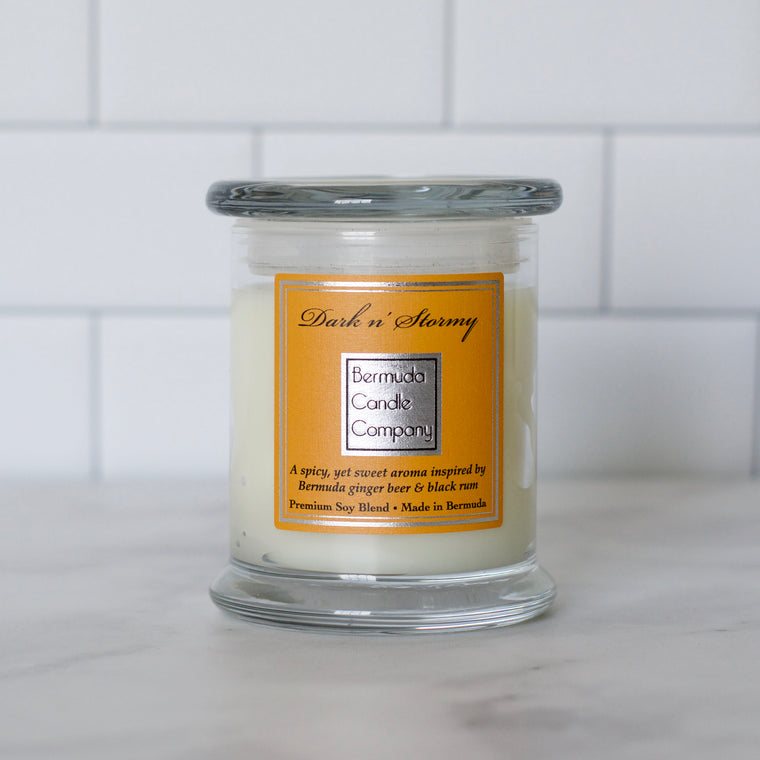 Dark N' Stormy Candle