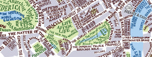Mapping Fictional London
