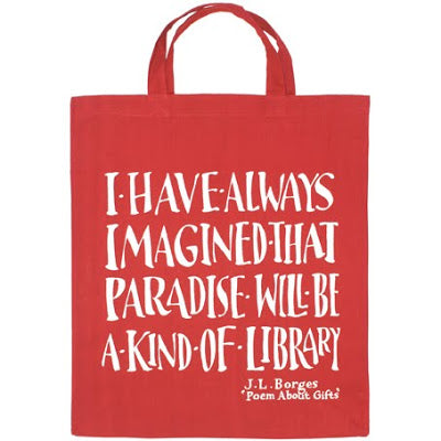 Library Bag Borges
