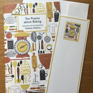 Poetry Instead of a Card - Ten Poems About Baking