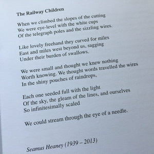 Poetry Instead of a Card - Ten Poems about Childhood