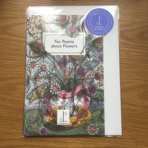 Poetry Instead of a Card - Ten Poems about Flowers