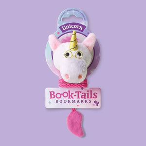 Book-Tails Bookmark - Unicorn