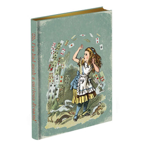 Alice in Wonderland Journal - Alice in Court