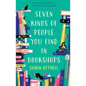 Seven Types of People You Find in Bookshops