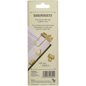 Bookminders Page Markers - Tumbling Books