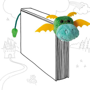 Book-Tails Bookmark - Dragon
