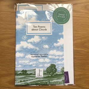 Poetry Instead of a Card - Ten Poems about Clouds