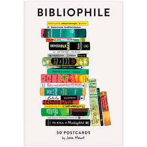 Bibliophile Boxed Postcard Set