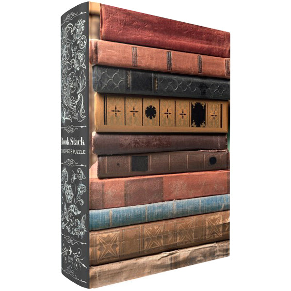 Book Stack Book Box Jigsaw Puzzle