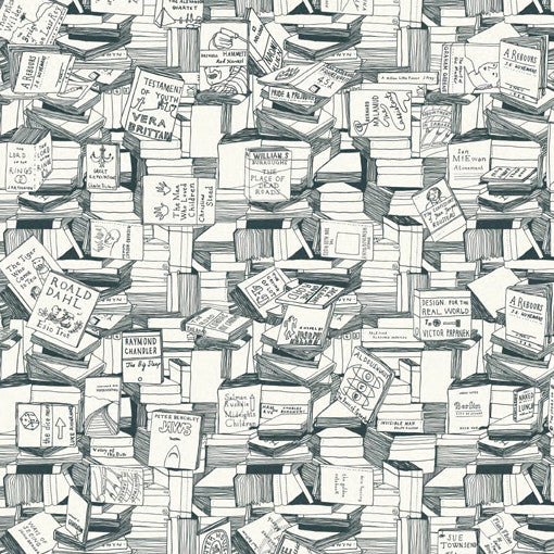 Books Wrapping Paper - The Literary Gift Company