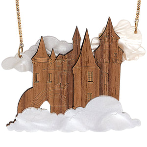 Castle on a Cloud Necklace