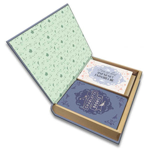 Charlotte Brontë Stationery Set