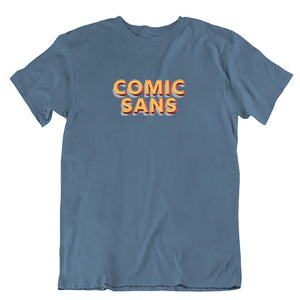 Comic Sans Fan T-shirt