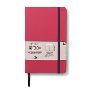 Bookaroo A5 Notebook Pink