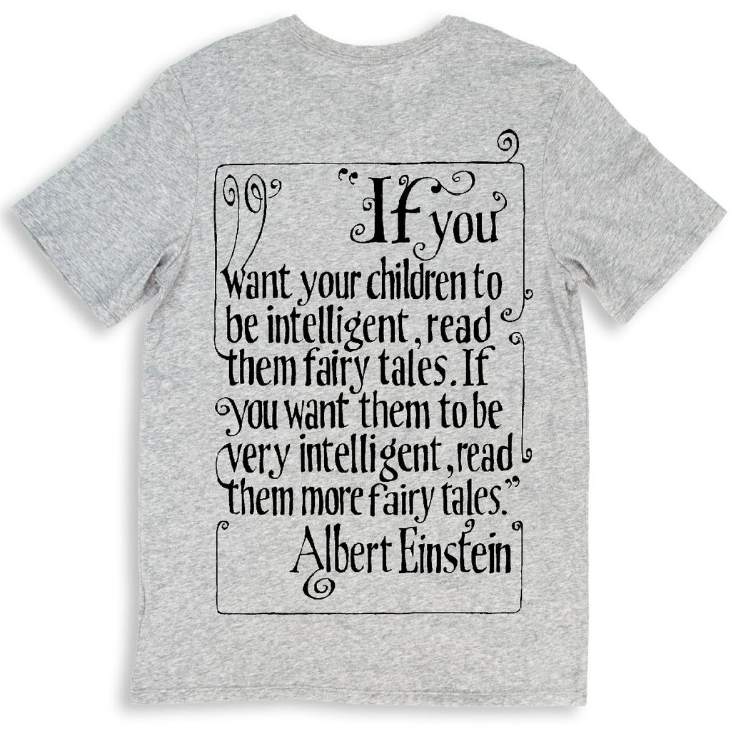 Read More Fairy Tales T-shirt