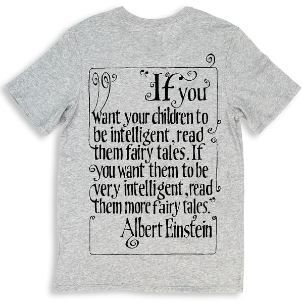 Read More Fairy Tales Unisex T-shirt