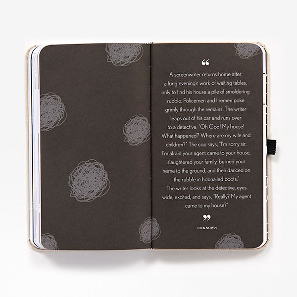 Stories to be Written - A Notebook