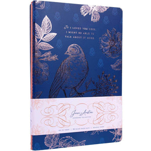 Jane Austen Sewn Notebook Collection - Set of 3
