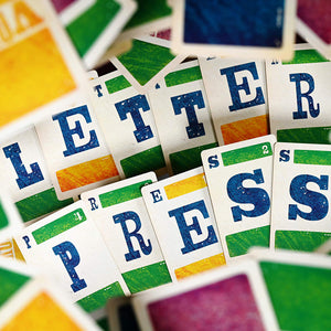 Letterpress: A Clever Game of Words