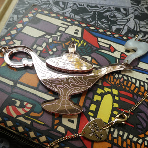 Magic Lamp Necklace