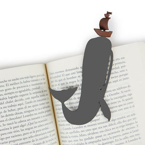 Moby Dick Bookmark