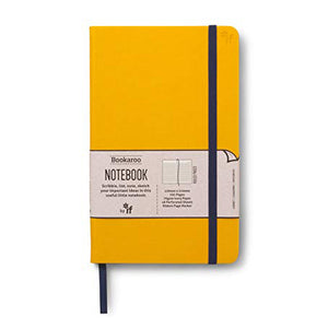 Bookaroo A5 Notebook Mustard