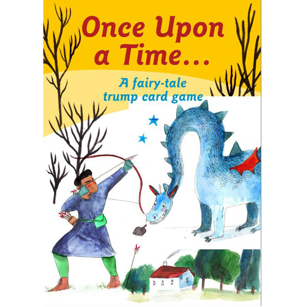 Once Upon A Time ... Trump Cards