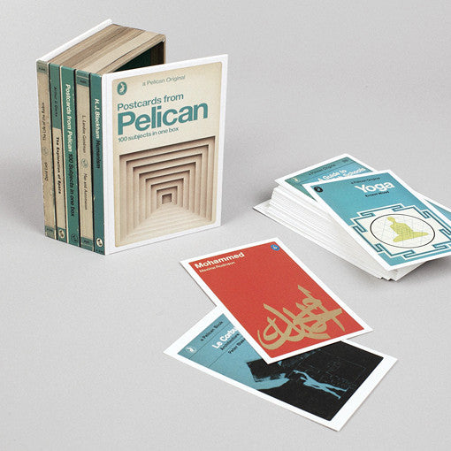 Postcards from Pelican - 100 Subjects in One Box