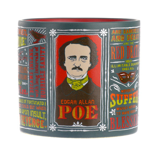 Edgar Allan Poe Quotations Mug