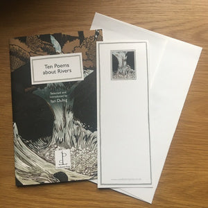Poetry Instead of a Card - Ten Poems about Rivers